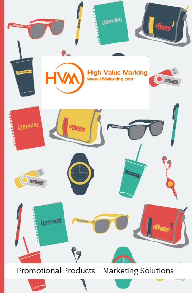 HVmarking  Promotional Products 2017