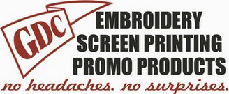 GDC Embroidery, Screen Printing and Promo Products