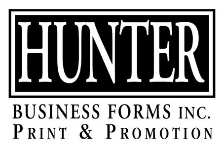 HUNTER BUSINESS FORMS INC.